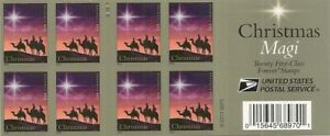 US 4945a Christmas Magi forever booklet (20 stamps) MNH 2014