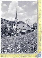 Cartolina - Postcard - Chiesa di Montagna - anni '50