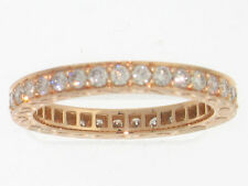 New ring in 18K solid gold including 0.86 carat of diamonds.