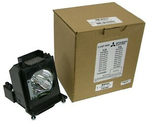WD60737 WD60C8 Mitsubishi Replacement Lamp TV Bulb WD60735 WD60C9 WD65735