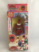 Power Rangers KO Bootleg Japan Red Ranger Action Toy Figure Boxed Masked Rider