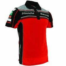 HONDA Motorrad MOTO RACING TEAM 2017 POLO Shirt Gr. XL - NEU Model 2017 !