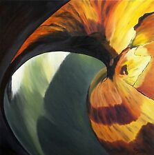 "Shell Oil Painting, Still Life, New (24"" x 24"")"