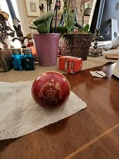 Unused, New, Readers, Teston Kent, Men'S 'County Supreme, A', Red Cricket Ball.