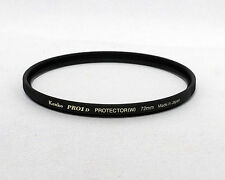Kenko 72mm Pro1D Protector filter SLR DSLR film digital Used Protection