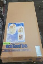 Real Good Toys New  Dollhouse Kit Realgood Victorian Townhouse Discontinued J818