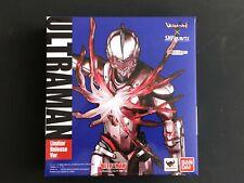 Bandai S.H.Figuarts Ultraman Shinjiro Hayata Limiter Release Ver. Figure MIB