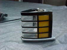 1971-72 TORONADO LH TURN LIGHT