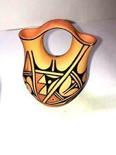 MWAQ Jemez Handmade Pottery Vase