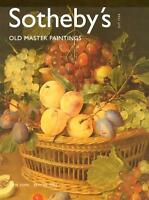 Sotheby's Sale NO8002 Old Master Paintings Auction Catalog 2004