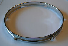 """Early 60's Rogers 12"""" TALL BOY 6-Lug TOM HOOP for YOUR DRUM SET! LOT #B857"""