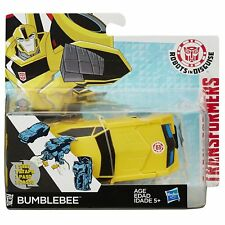 Hasbro Transformers Robots in Disguise One-Step Changers Figure - Bumblebee