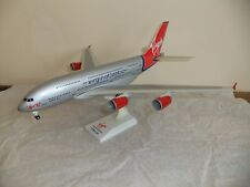 1:200 Virgin Atlantic Airbus 380 - Solid Resin body with Undercarriage