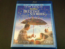 WALT DISNEY - BEDTIME STORIES  ( BLU RAY + DVD  ) ADAM SANDLER     3-DISC SET