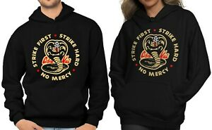 Cobra Kai Karate Inspired Martial Arts Kung Fu Printed Unisex Hoodie Pullover