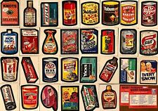Wacky Packages - Series 8 (1974)