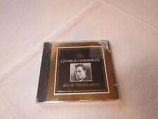 George Gershwin Gold Collection CD NOS cedar digital remastering Swanee Denavu