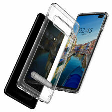 Case Spigen SGP Ultra Hybrid S for Samsung Galaxy S10 - CLEAR 605CS25803