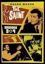 THE SAINT SEASONS 3 & 4 New Sealed 9 DVD Set Roger Moore