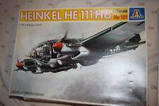 ITALERI 1/72 WW II GERMAN HEINKEL HE 111-H6