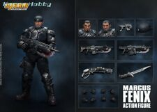 Storm Collectibles 1:12 Action Figure - Gears of War: Marcus Fenix