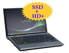 Sony VAIO VPCZ1 i5-520M 8GB 256GB SSD(4x64GB) WIN7 UMTS HDMI HD+