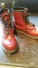 ladies doc martens size 4