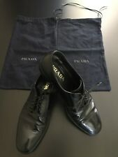 PRADA MEN'S DRESS SHOES SIZE 9.5 US/ZAPATOS DE PRADA PARA HOMBRE TALLA 9.5