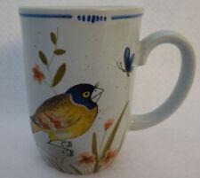 Fitz & Floyd Oiseau Coffee Mug Cup Birds Mint Condition Nos 1977 B