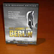 Der Himmel über Berlin Special Edition 2 DVDs DigiPak im Schuber