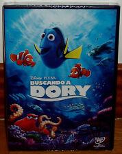BUSCANDO A DORY FINDING DORY DVD NUEVO DISNEY PRECINTADO FAMILIAR (SIN ABRIR) R2