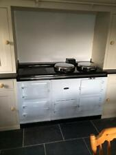 """Fully Reconditioned Rare 4 Oven Aga Cooker with """"One Piece Top"""" Gas Oil or 13amp"""