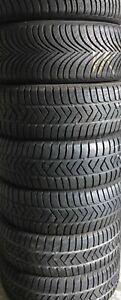 Winterreifen 205/60R16 92 H M+S Continetal Pirelli Dunlop Michelin mind. 4mm