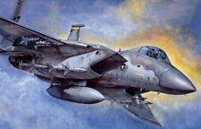 ACADEMY 1:48 KIT MONTAGGIO AEREO MCDONNELL DOUGLAS F 15 C/D EAGLE ART 1685