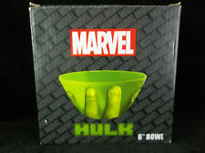 "Loot Crate Exclusive Marvel's Incredible Hulk 6"" Plastic Dishwasher Safe Bowl"