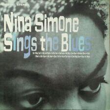 Nina Simone Sings The Blues Vinyl LP (LSP-3789)