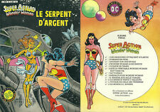 BD - SUPER ACTION AVEC WONDER WOMAN N° 13 ( AREDIT ) / BON ETAT