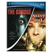 GRUDGE & SILENT HILL (2PC) ...-GRUDGE & SILENT HILL (2P (US IMPORT)  Blu-Ray NEW