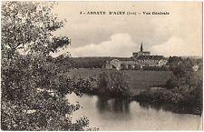 CPA 39 - ABBAYE D'ACEY (Jura) - 3. Vue générale