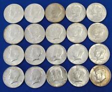 20 1966 US 40% Silver Kennedy 50c BU+ L10052