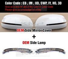 OEM Genuine Parts Side Mirror Cover + Signal Lamp Fit KIA 2008-2012 Cerato Sedan