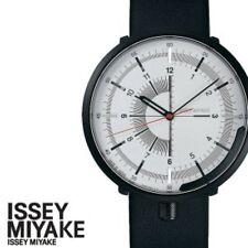 2019 New!! ISSEY MIYAKE 1/6 Nao Tamura NYAK003 Mechanical Men's Watch White