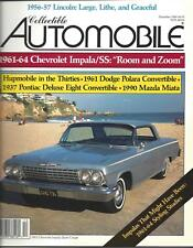 Collectible Automobile Magazine Month Year Vol 6 - No 4