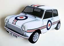 Mini Car Fridge Magnet, Mini Fridge Magnet, 60s Mod Mini Target Fridge Magnet