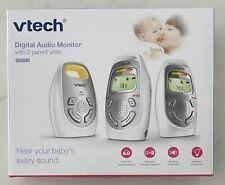 VTech DM223-2 Digital Audio Monitor with 2 partner units
