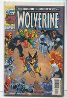 Wolverine-The Marvel Universe Vs. #134  NM   Marvel Comics CBX1Y