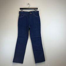 VTG Maverick Jeans - Bootcut Dark Wash - Tag Size: 32 MEDIUM (31x32.5) - #4681