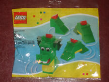 NEW LEGO 40019 BRICKLY SEA SERPENT DRAGON SET KIT SEALED IN BAG RARE SOLD OUT
