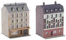 Faller N 232312 2 Bâtiment D'habitation, Maisons De Ville 2x 92x36x134mm