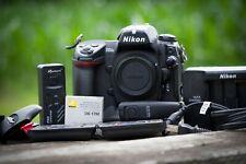 Nikon D2Xs 12.4 MP DSLR Pro Camera - Beautiful w/ Charger, Mem Cards + More!